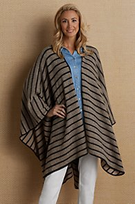 Sumptuous Stripe Topper