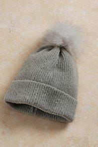 Pom Snap Hat