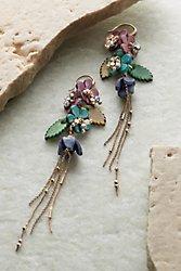 Petal Fringe Earrings