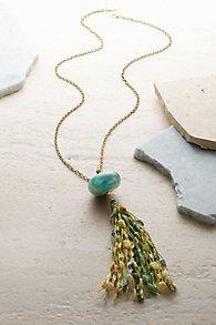 Whimsical Tassel Necklace