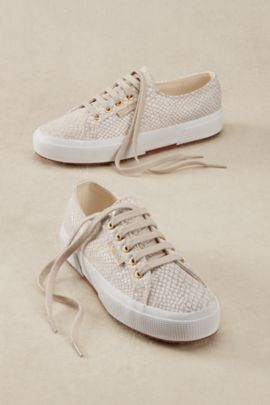 Superga Fantasy Linen Sneakers