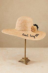 Best Day Ever Straw Hat