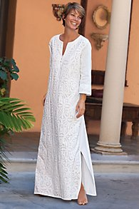 Long Sleeve Caftan