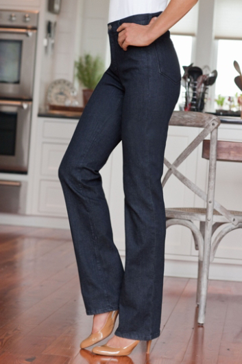 NOT YOUR DAUGHTER'S JEANS WOMEN MARILYN (STRAIGHT LEG) JEANS