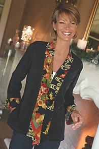 Womens Kimono Jacket