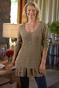 Petites Provence Pullover