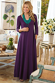 Santiago_34_Sleeve_Dress_I