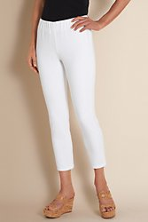Metro Crop Leggings II
