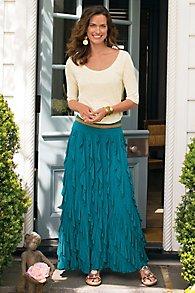 Snappy Swirl Skirt