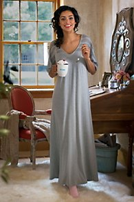 Jersey Knit Nightgown