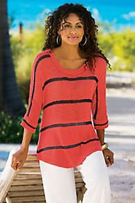 Women's Nautical Sweater