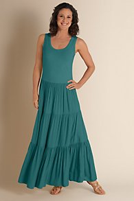 Slimming Maxi Dress