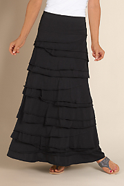 Women_Knit_Layers_Skirt