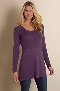 Womens Cashmere Sweater Tunic