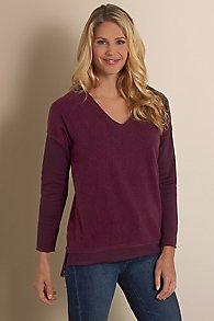 Soft Knit V-Neck Sweater