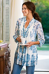 Flutter By Tunic & Cami