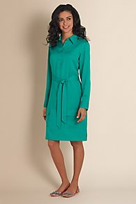 Tencel Shirtdress