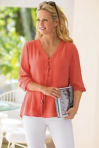 Laces Tunic