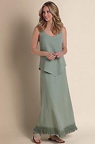 Grecian Gauze Dress I