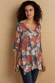 Pretty Paisley Top