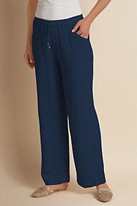 Casablanca Gauze Pants