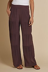 Silk Terrace Pants