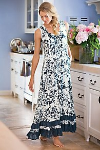 Giverny Gown