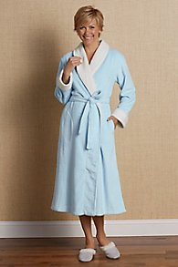 Sherpa Wrap Robe