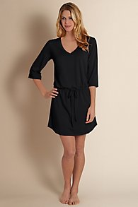 Easy Knit Cover Up