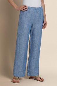 Womens Linen Pants