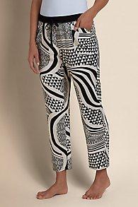 Woodcut Pants by Natori