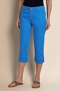 Not Your Daughter's Jeans Ariel Crop Pants