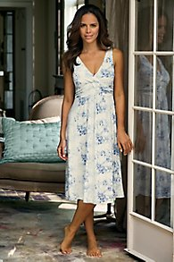 French Country Short Gown