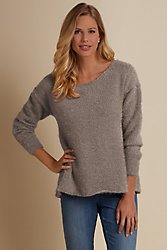 Subtle Shimmer Sweater