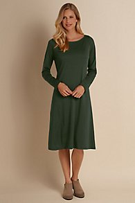 Short Santiago Boatneck Dress