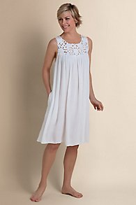 Rayon Night Gown