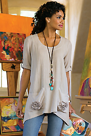 In_Bloom_Gauze_Tunic_I