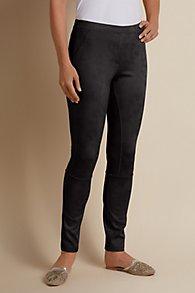 Leatherlike Leggings