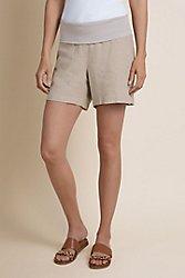 Belize Linen Shorts