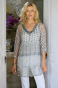 Mougins Tunic & Cami