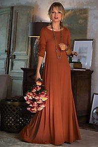 Santiago Boatneck Dress