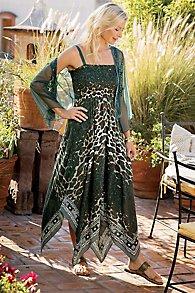 Panthera Dress