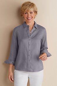 Go To Linen Shirt