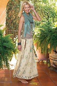Desert Stars Skirt