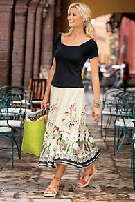 Talls Spring Meadow Skirt