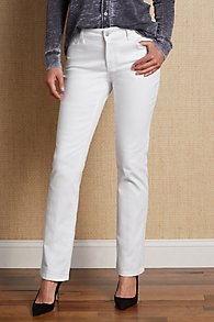 Not Your Daughter's Jeans Marilyn Straight Jeans