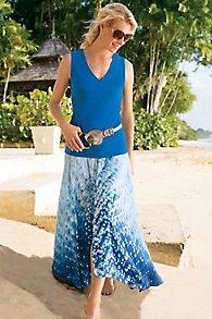 Ocean Depths Skirt