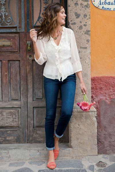 Petites Skinny Boyfriend Jeans - Skinny Ankle Jeans, Women's Ankle ...