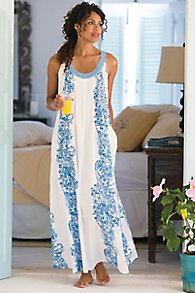 Summer Breeze Gown I