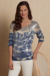 Perfect Paillette Tee